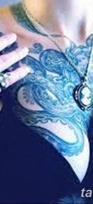 фото рисунок женской тату от 03.06.2018 №189 – drawing of female tattoo – tatufoto.com