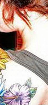 фото рисунок женской тату от 03.06.2018 №190 – drawing of female tattoo – tatufoto.com