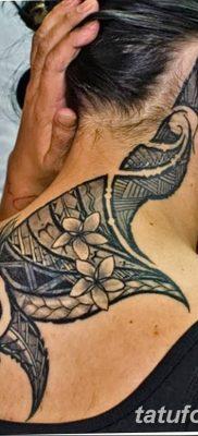 фото рисунок женской тату от 03.06.2018 №258 – drawing of female tattoo – tatufoto.com
