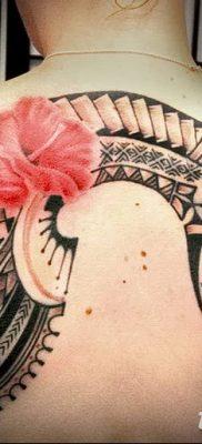 фото рисунок женской тату от 03.06.2018 №267 – drawing of female tattoo – tatufoto.com