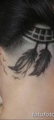 фото рисунок женской тату от 03.06.2018 №269 – drawing of female tattoo – tatufoto.com