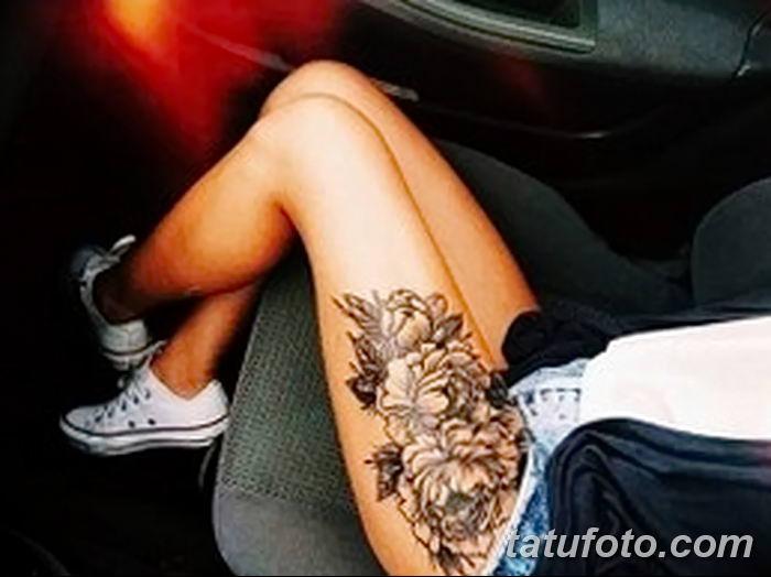 фото рисунок женской тату от 03.06.2018 №272 - drawing of female tattoo - tatufoto.com