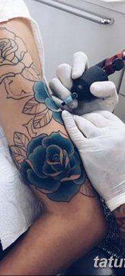 фото рисунок женской тату от 03.06.2018 №273 – drawing of female tattoo – tatufoto.com