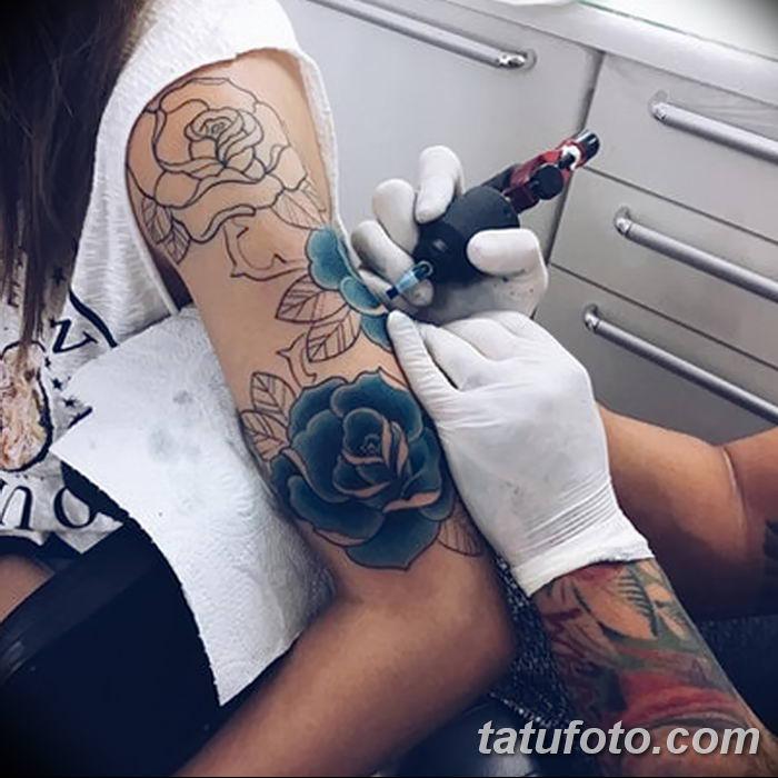 фото рисунок женской тату от 03.06.2018 №273 - drawing of female tattoo - tatufoto.com