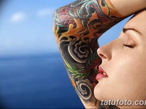 фото рисунок женской тату от 03.06.2018 №274 - drawing of female tattoo - tatufoto.com