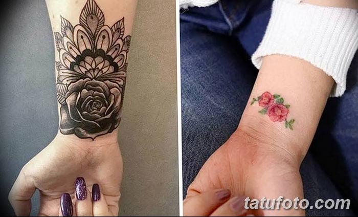 фото рисунок женской тату от 03.06.2018 №275 - drawing of female tattoo - tatufoto.com
