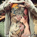 фото рисунок тату большого размера от 02.06.2018 №002 - large size tattoo - tatufoto.com