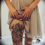 фото рисунок тату большого размера от 02.06.2018 №005 - large size tattoo - tatufoto.com