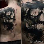 фото рисунок тату большого размера от 02.06.2018 №010 - large size tattoo - tatufoto.com