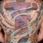 фото рисунок тату большого размера от 02.06.2018 №012 - large size tattoo - tatufoto.com