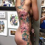 фото рисунок тату большого размера от 02.06.2018 №026 - large size tattoo - tatufoto.com