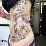 фото рисунок тату большого размера от 02.06.2018 №027 - large size tattoo - tatufoto.com