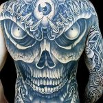 фото рисунок тату большого размера от 02.06.2018 №038 - large size tattoo - tatufoto.com