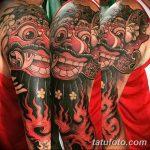 фото рисунок тату большого размера от 02.06.2018 №042 - large size tattoo - tatufoto.com