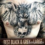 фото рисунок тату большого размера от 02.06.2018 №043 - large size tattoo - tatufoto.com