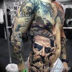 фото рисунок тату большого размера от 02.06.2018 №048 - large size tattoo - tatufoto.com