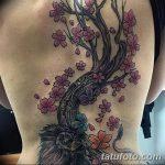 фото рисунок тату большого размера от 02.06.2018 №050 - large size tattoo - tatufoto.com