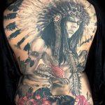 фото рисунок тату большого размера от 02.06.2018 №072 - large size tattoo - tatufoto.com