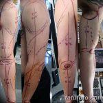 фото рисунок тату большого размера от 02.06.2018 №101 - large size tattoo - tatufoto.com