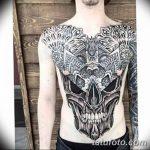 фото рисунок тату большого размера от 02.06.2018 №112 - large size tattoo - tatufoto.com