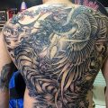 фото рисунок тату большого размера от 02.06.2018 №119 - large size tattoo - tatufoto.com