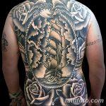 фото рисунок тату большого размера от 02.06.2018 №120 - large size tattoo - tatufoto.com