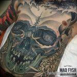 фото рисунок тату большого размера от 02.06.2018 №136 - large size tattoo - tatufoto.com