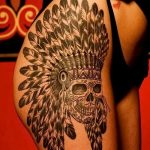 фото рисунок тату большого размера от 02.06.2018 №139 - large size tattoo - tatufoto.com