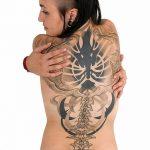 фото рисунок тату большого размера от 02.06.2018 №147 - large size tattoo - tatufoto.com