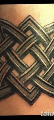фото тату Звезда Сварога от 08.06.2018 №007 – Star of Svarog tattoo – tatufoto.com