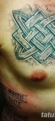 фото тату Звезда Сварога от 08.06.2018 №019 – Star of Svarog tattoo – tatufoto.com