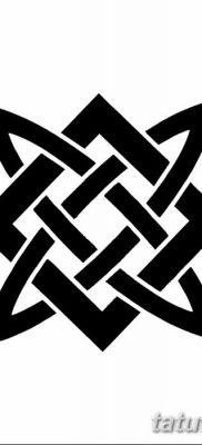 фото тату Звезда Сварога от 08.06.2018 №031 – Star of Svarog tattoo – tatufoto.com