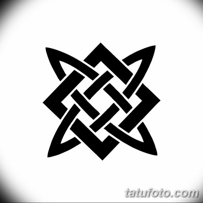 фото тату Звезда Сварога от 08.06.2018 №031 - Star of Svarog tattoo - tatufoto.com