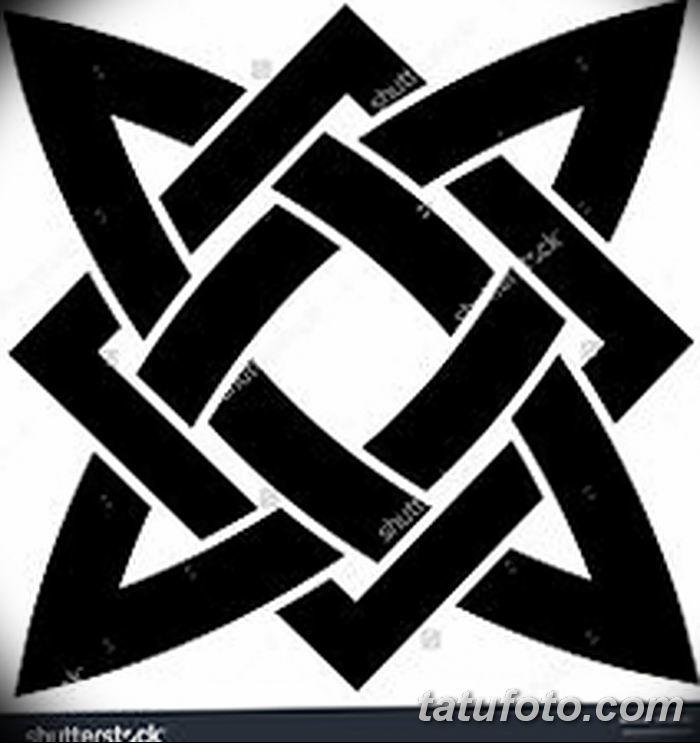 фото тату Звезда Сварога от 08.06.2018 №032 - Star of Svarog tattoo - tatufoto.com