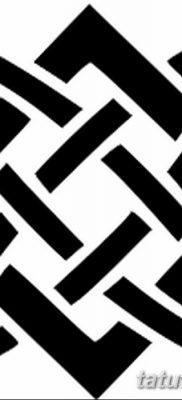 фото тату Звезда Сварога от 08.06.2018 №048 – Star of Svarog tattoo – tatufoto.com