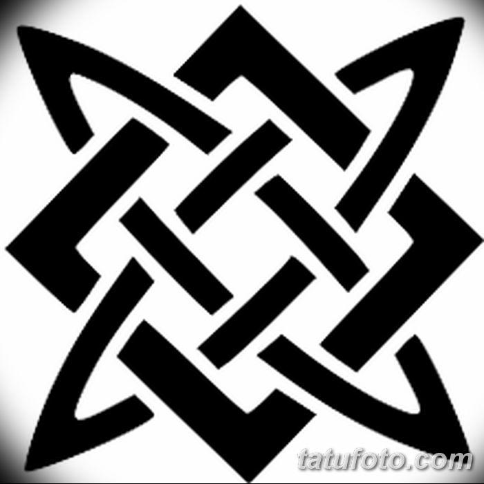 фото тату Звезда Сварога от 08.06.2018 №048 - Star of Svarog tattoo - tatufoto.com