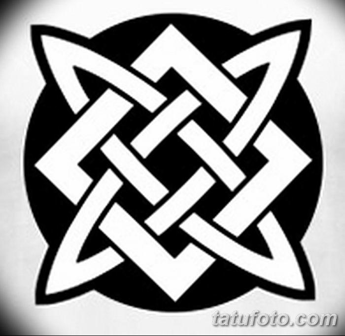 фото тату Звезда Сварога от 08.06.2018 №051 - Star of Svarog tattoo - tatufoto.com