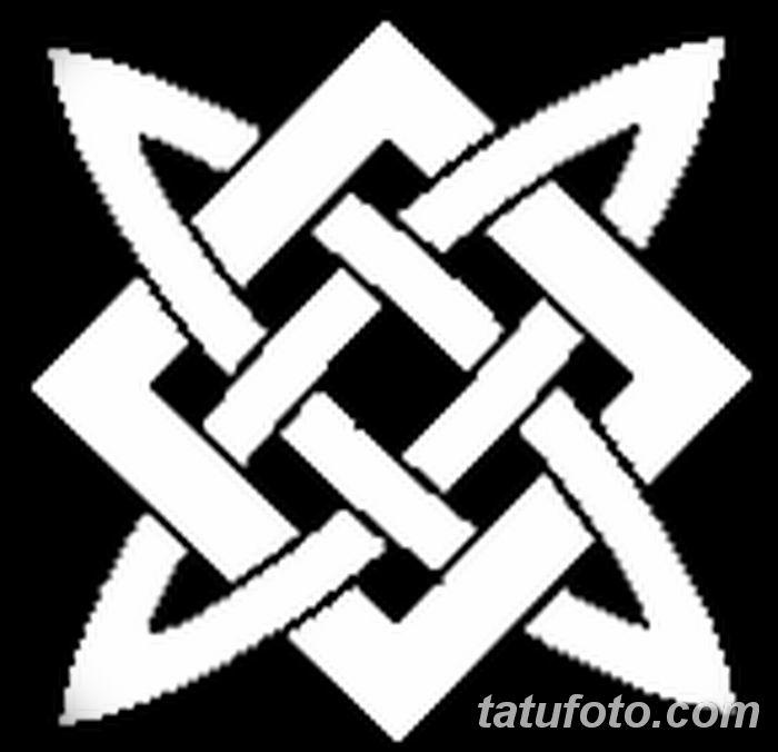фото тату Звезда Сварога от 08.06.2018 №069 - Star of Svarog tattoo - tatufoto.com