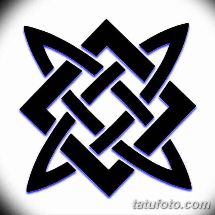 фото тату Звезда Сварога от 08.06.2018 №084 - Star of Svarog tattoo - tatufoto.com