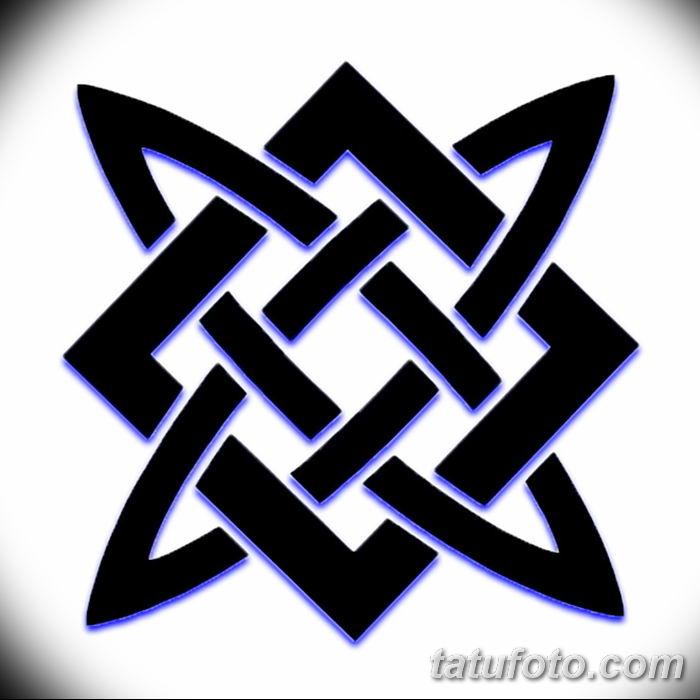 фото тату Звезда Сварога от 08.06.2018 №085 - Star of Svarog tattoo - tatufoto.com
