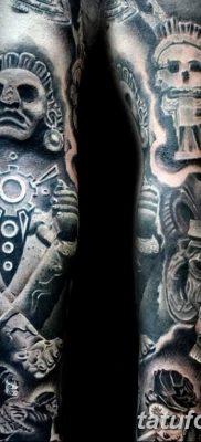 фото тату Икона Божьей Матери от 20.06.2018 №022 – tattoo Mother of God – tatufoto.com