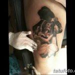 фото тату игуана от 26.06.2018 №061 - tattoo of iguana - tatufoto.com