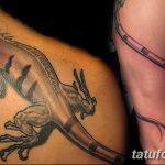 фото тату игуана от 26.06.2018 №065 - tattoo of iguana - tatufoto.com