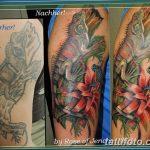 фото тату игуана от 26.06.2018 №071 - tattoo of iguana - tatufoto.com