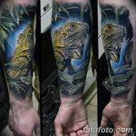 фото тату игуана от 26.06.2018 №103 - tattoo of iguana - tatufoto.com
