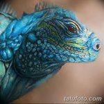 фото тату игуана от 26.06.2018 №104 - tattoo of iguana - tatufoto.com