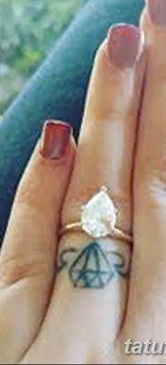 фото тату кольцо от 23.06.2018 №161 – ring tattoo – tatufoto.com