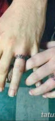 фото тату кольцо от 23.06.2018 №165 – ring tattoo – tatufoto.com