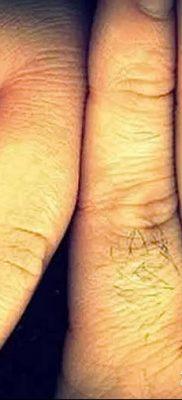 фото тату кольцо от 23.06.2018 №181 – ring tattoo – tatufoto.com