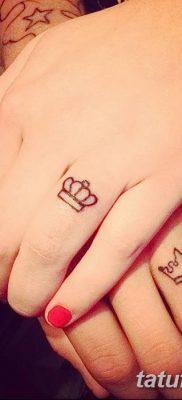фото тату кольцо от 23.06.2018 №183 – ring tattoo – tatufoto.com